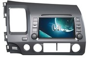 Honda CIVIC CAR DVD GPS NAVIGATION SYSTEM